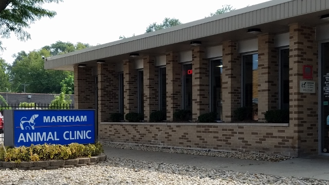 Veterinarian in Markham, IL: Markham Animal Clinic | General and